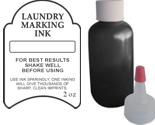 LAUNDRY2 - Laundry Marking Ink 2oz