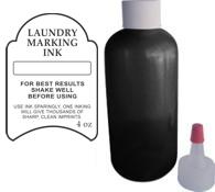 LAUNDRY4 - Laundry Marking Ink 4oz
