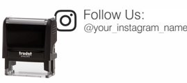 SOCIALMEDIA4 - Follow us on Instagram 4913